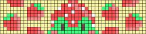 Alpha pattern #91701