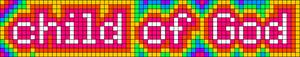 Alpha pattern #91721