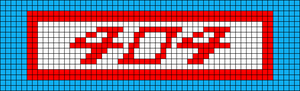 Alpha pattern #91731