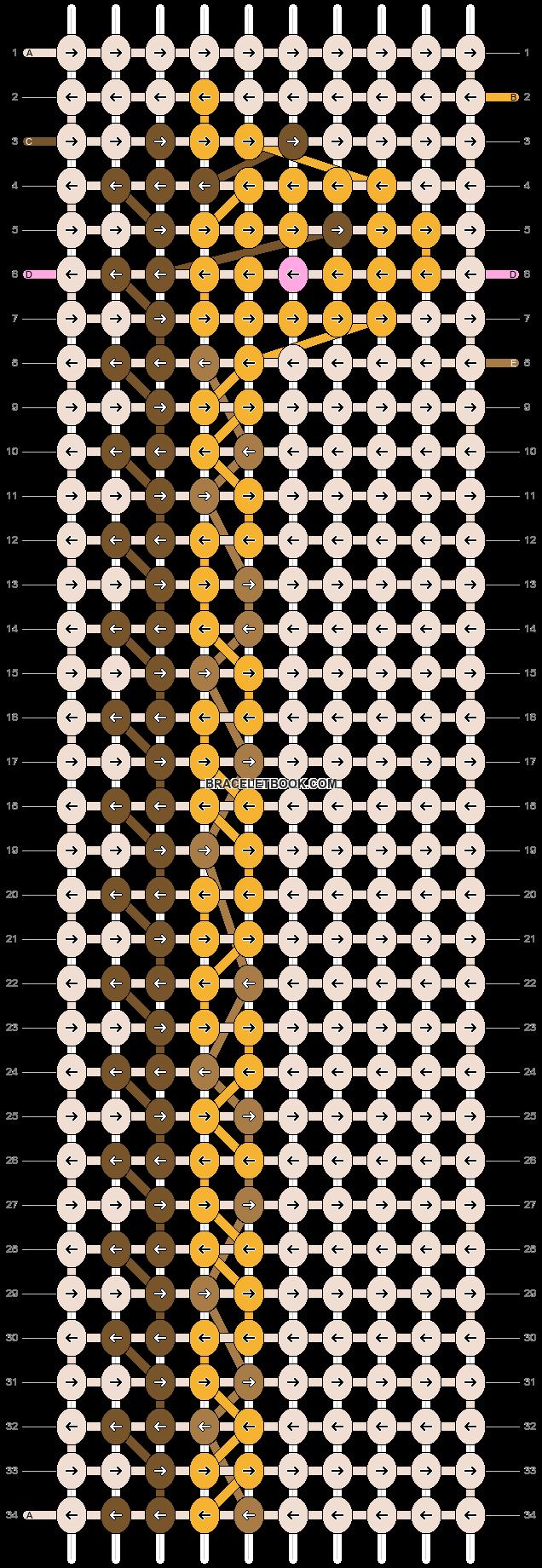 Alpha pattern #91759 pattern