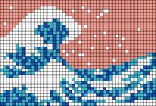 Alpha pattern #91762