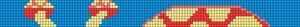 Alpha pattern #91777