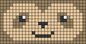 Alpha pattern #91785