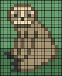 Alpha pattern #91787