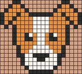 Alpha pattern #91789