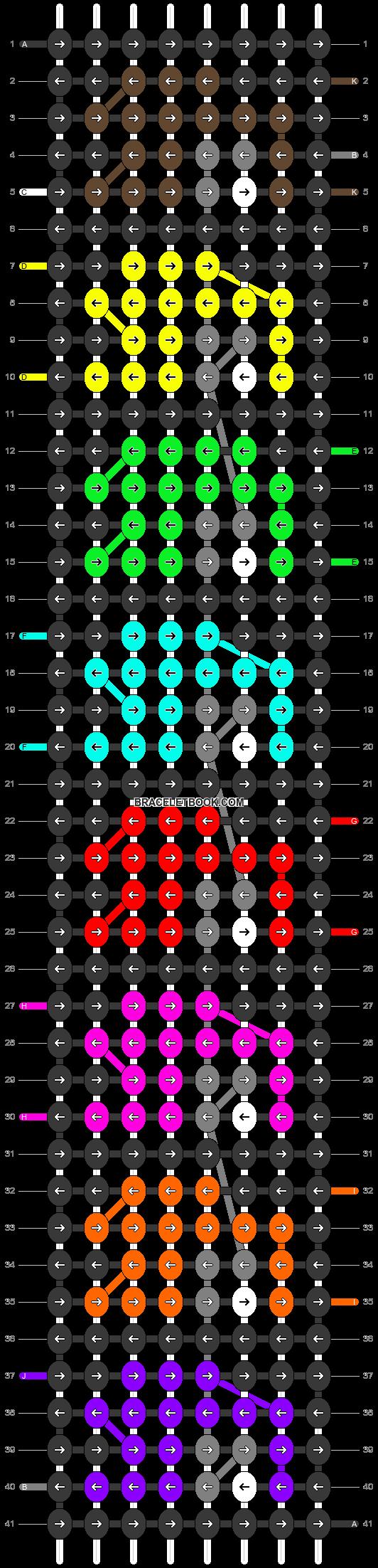 Alpha pattern #91792 pattern