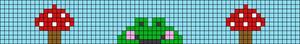 Alpha pattern #91811