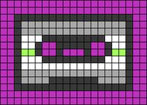Alpha pattern #91824