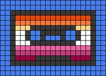 Alpha pattern #91828