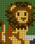 Alpha pattern #91836