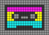 Alpha pattern #91838