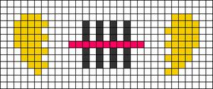 Alpha pattern #91860