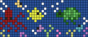 Alpha pattern #91877