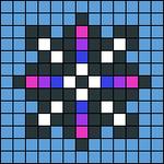 Alpha pattern #91887