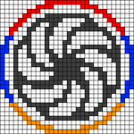 Alpha pattern #91894