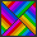 Alpha pattern #91907