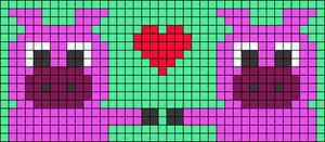 Alpha pattern #91948