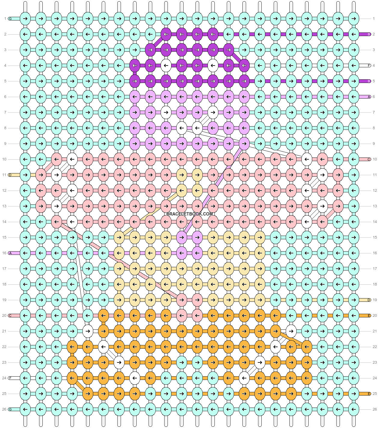Alpha pattern #91962 pattern