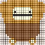 Alpha pattern #91963