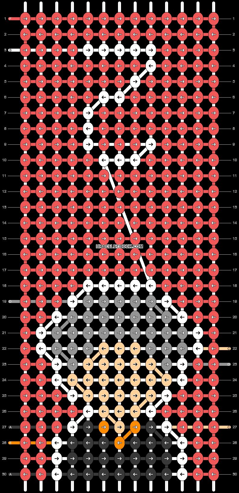 Alpha pattern #91964 pattern