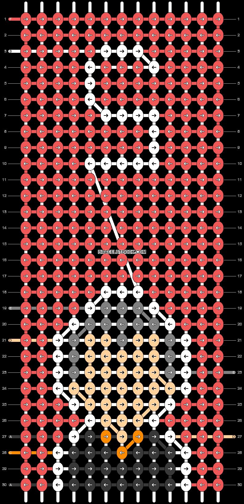 Alpha pattern #91968 pattern