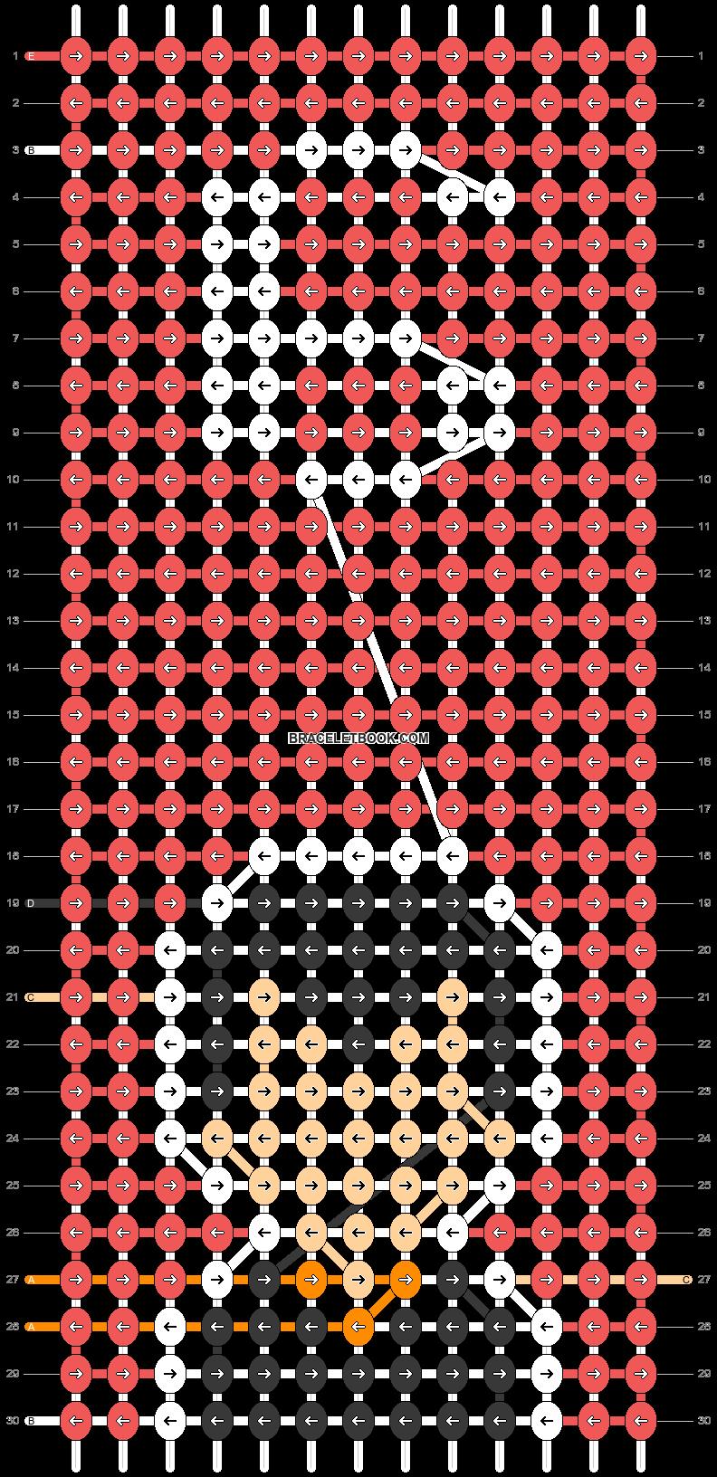 Alpha pattern #91969 pattern
