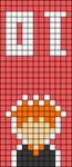 Alpha pattern #91970