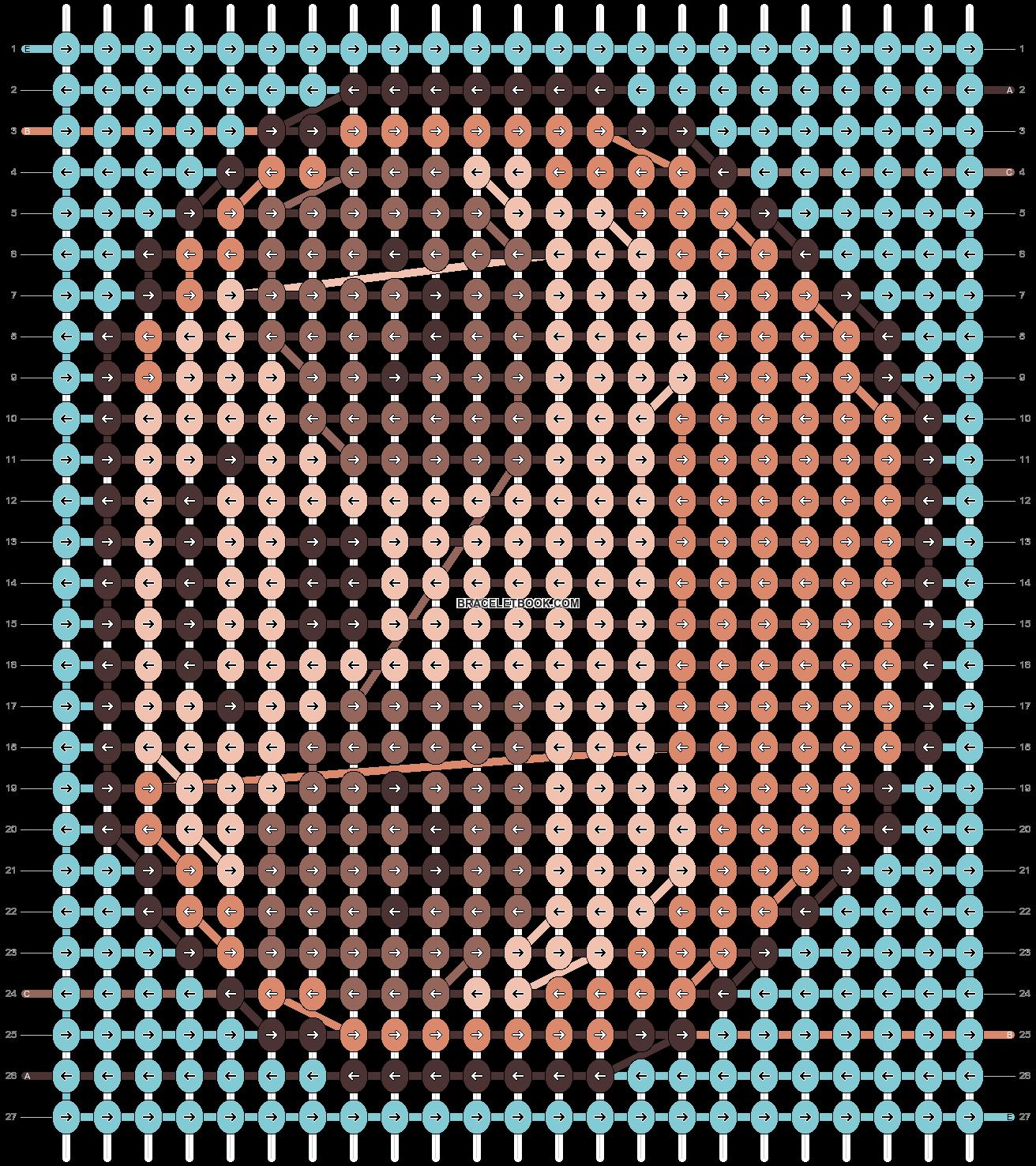 Alpha pattern #91971 pattern