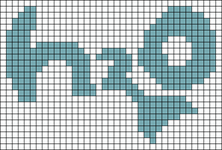 Alpha pattern #91975