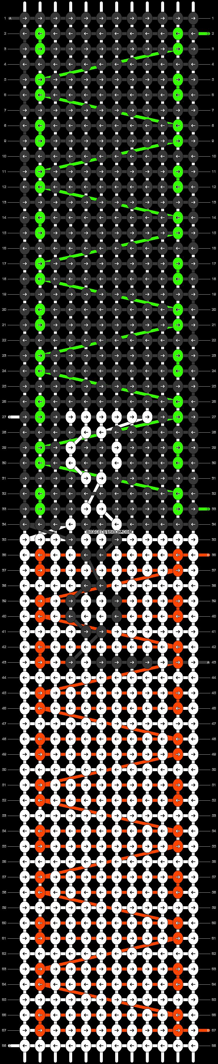 Alpha pattern #91997 pattern