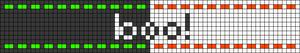Alpha pattern #91997