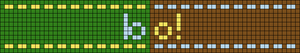 Alpha pattern #91998