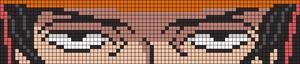 Alpha pattern #91999