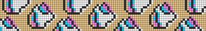 Alpha pattern #92016