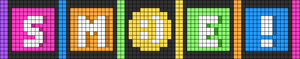 Alpha pattern #92021