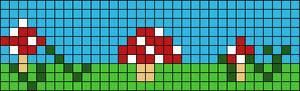 Alpha pattern #92063