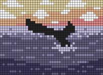 Alpha pattern #92071