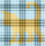 Alpha pattern #92075