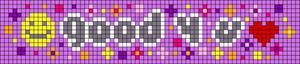 Alpha pattern #92076