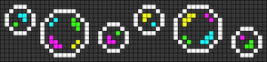 Alpha pattern #92086