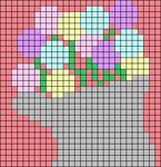Alpha pattern #92100