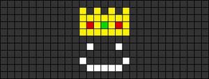 Alpha pattern #92113