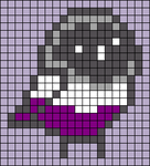 Alpha pattern #92115