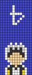 Alpha pattern #92118