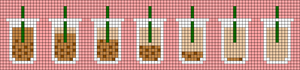 Alpha pattern #92123
