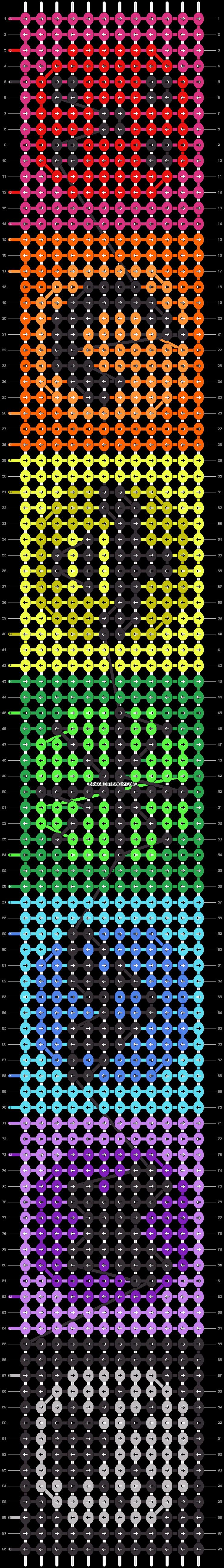 Alpha pattern #92130 pattern