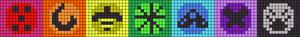 Alpha pattern #92130