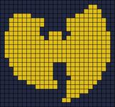 Alpha pattern #92134