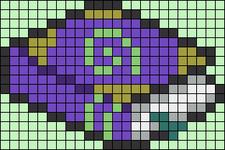 Alpha pattern #92155