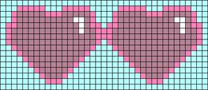 Alpha pattern #92208